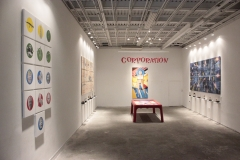 Corporation and Fister Exhibition Opened at Whitebox 329 Broome Street, NYC on January 25, 2017